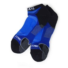 Karakal X4 Trainer Sock Blue Black