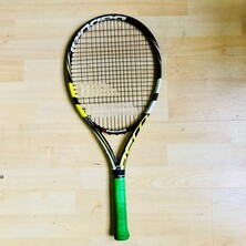 Babolat Aeropro Drive GT Junior 25 Tennis Racket OUTLET