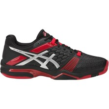 Asics Gel Blast 7 Men's Indoor Shoes Black Silver