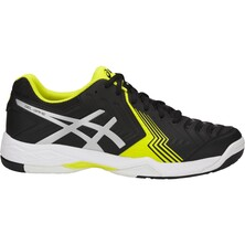 Asics Gel Game 6 Men's Tennis Shoes Black Silver