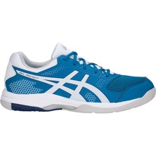 Asics Gel Rocket 8 Men's Shoes Race Blue White