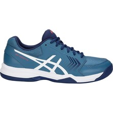 Asics Gel Dedicate 5 Men's Tennis Shoes Azure White