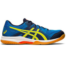 Asics Gel Rocket 9 Men's Shoes Electric Blue Sour Yuzu