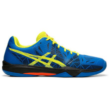 Asics Gel Fastball 3 Indoor Court Shoes Lake Drive Sour Yuzu
