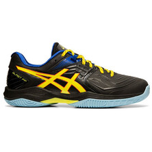 Asics Gel Blast FF Men's Indoor Court Shoes Black Sour