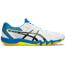 Asics Gel Blade 7 Men's Shoes White Black