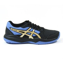 Asics Gel Game 7 GS Junior Tennis Shoes Black Champagne