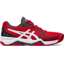 Asics Gel Challenger 12 Men's Tennis Shoes Classic Red White
