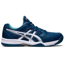 Asics Gel Dedicate 6 Men's Tennis Shoes Mako Blue White