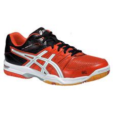 Asics Gel Rocket 7 Men's Shoes - Cherry Tomato
