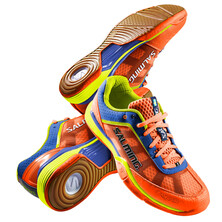 Salming Men's Viper 3.0 Indoor Court Shoes Shocking Orange