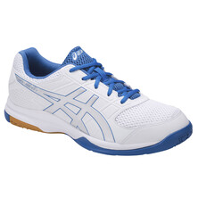 Asics Gel Rocket 8 Men's Shoes White Silver