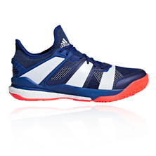 Adidas Stabil X Blue Men's Indoor Shoes