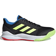 Adidas Stabil Bounce Black Yellow Men's Indoor Shoes