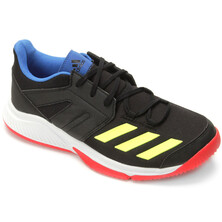 Adidas Essence Indoor Men's Shoes Black Yellow