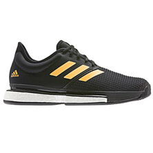 Adidas Solecourt Boost M Black Men's Tennis Shoes
