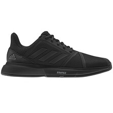 Adidas CourtJam Bounce Black Men's Tennis Shoes