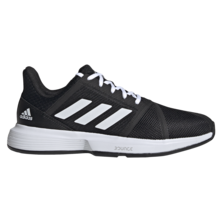Adidas CourtJam Bounce Men's Tennis Shoes Black White