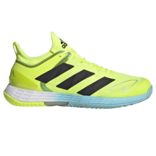 Adidas Adizero Ubersonic 4.0 Men's Tennis Shoe Yellow 2021