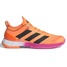 Adidas Adizero Ubersonic 4.0 Men's Tennis Shoe Orange 2021