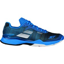 Babolat Jet Mach II All Court Mens Tennis Shoe Diva Blue Black