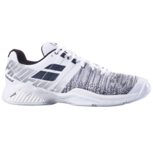Babolat Propulse Blast All Court Men's Tennis Shoe White Black 2019