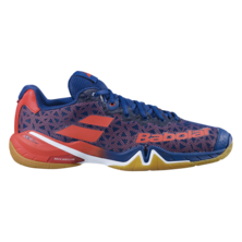 Babolat Shadow Tour Men's Indoor Shoes Estate Blue Orange 2020