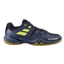 Babolat Shadow Spirit Men's Indoor Shoes Black Monument No Box