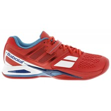 Babolat Propulse 5 BPM Men's Tennis Shoes Red