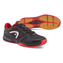 Head Revolt Indoor Court Shoes Raven Red