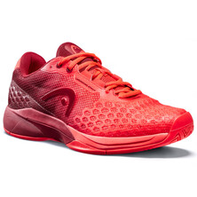 Head Revolt Pro 3.0 Men's Tennis Shoes Neon Red Chilli