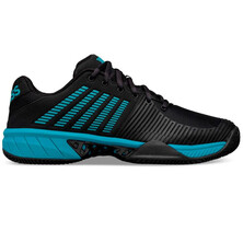 K-Swiss Men's Express Light 2 HB Tennis Shoe Black Algiers Blue