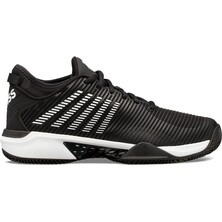 K-Swiss Men's Hypercourt Supreme Tennis Shoes Black White