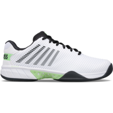 K-Swiss Men's Hypercourt Express 2 Tennis Shoes White Blue Graphite