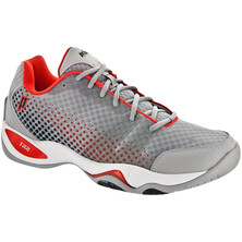 Prince T22 Lite Men's Tennis Shoe - Grey/Black