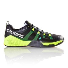 Salming Kobra Men's Indoor Shoes - Black Yellow