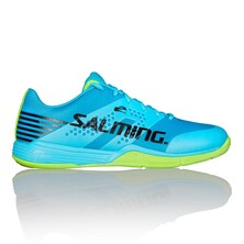 Salming Viper 5 Men's Indoor Shoes Blue Fluo Green