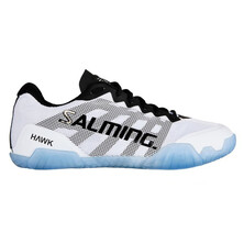 Salming Hawk Mens Indoor Shoes - White Black
