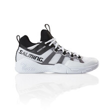Salming Kobra Mid 2 Men's Indoor Shoes White Black 2019