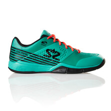 Salming Viper 5 Men's Indoor Shoes Turquoise Black 2019