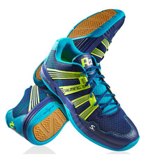 Salming Race R2 3.0 Men's Indoor Court Shoes Navy