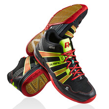 Salming Race R9 Mid 2.0 Men's Indoor Court Shoes Black