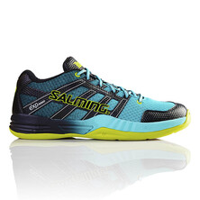 Salming Race X Men's Indoor Shoes Turquoise
