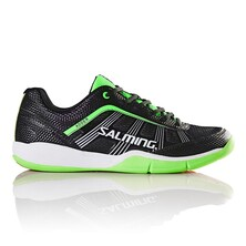 Salming Adder Men's Indoor Shoes Black/Green
