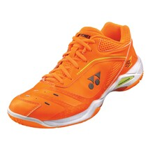 Yonex Men's SHB 65 Z Indoor Shoe - Mandarin Orange