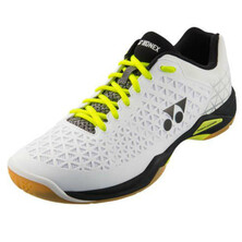 Yonex Men's SHB Eclipsion X Indoor Shoe - White Black