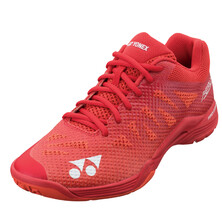 Yonex SHB Aerus 3 Indoor Men's Shoes Red
