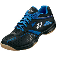 Yonex Power Cushion SHB 36 Mens Badminton Shoes Black Blue