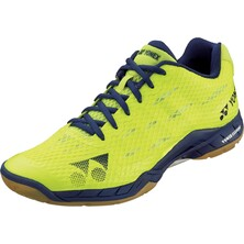 Yonex SHB Aerus Men's Badminton Shoes Yellow