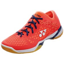 Yonex Power Cushion SHB 03 Z Mens Badminton Shoes - Coral Red